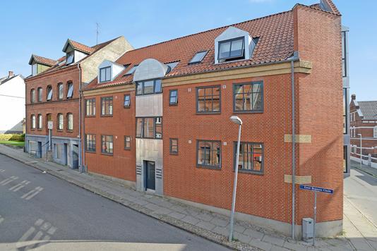 Andelsbolig på Emil Bojsens Gade i Horsens - Mastefoto