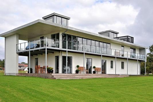 Villa på Sverrigsvej i Juelsminde - Ejendommen