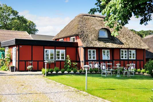 Villa på Hanstedvej i Horsens - Ejendommen