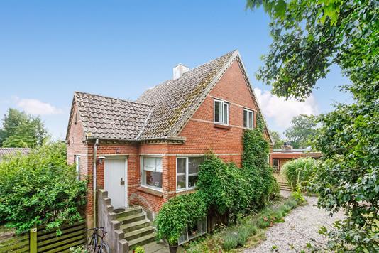 Villa på Vejlevej i Horsens - Ejendommen