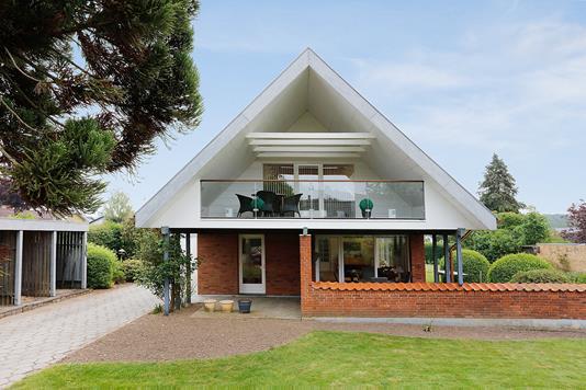 Villa på Æblegård i Horsens - Ejendommen