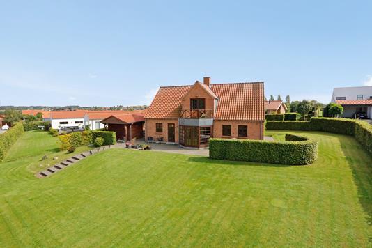 Villa på Sundgårdsvej i Horsens - Ejendommen