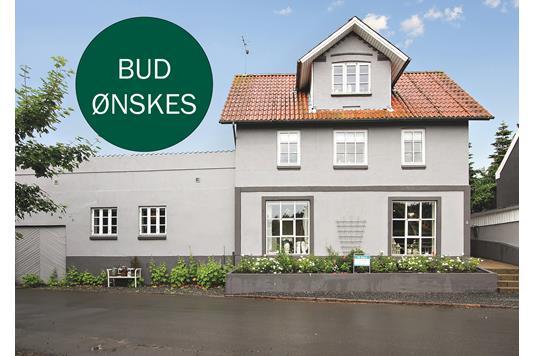 Villa på Blirupvej i Horsens - Ejendommen
