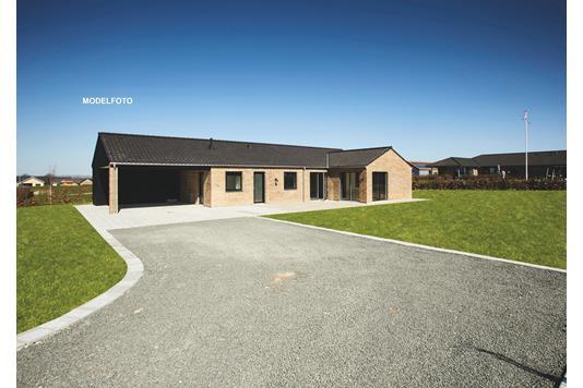 Villa på Vestergårdsmarken i Hornsyld - Modelfoto