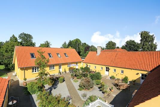 Villa på Gl Egebjergvej i Horsens - Ejendommen