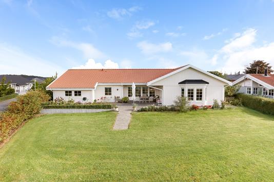 Villa på Vestervænget i Horsens - Mastefoto