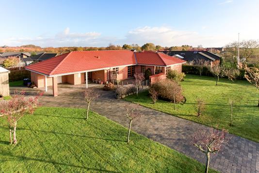 Villa på Kejsdalen i Juelsminde - Ejendommen
