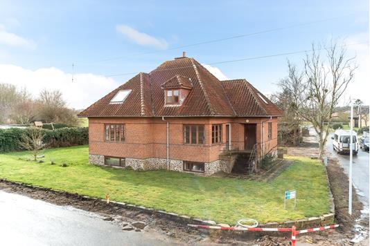 Villa på Gl Byvej i Horsens - Mastefoto