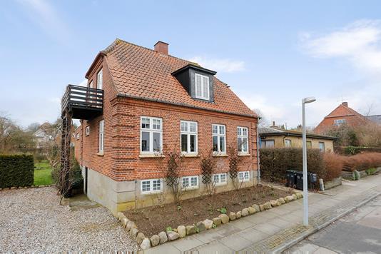 Villa på Sølundsgade i Horsens - Ejendommen