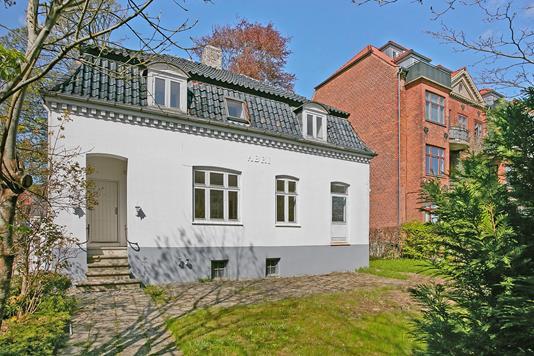 Villa på Teglgårdsvej i Horsens - Ejendommen