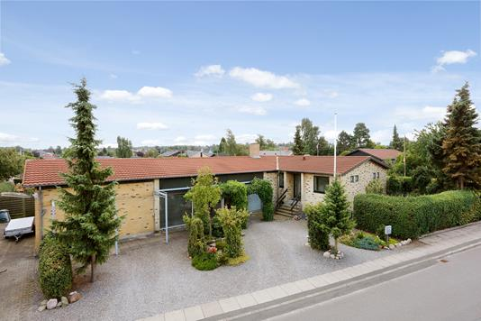 Villa på Platanalle i Horsens - Mastefoto