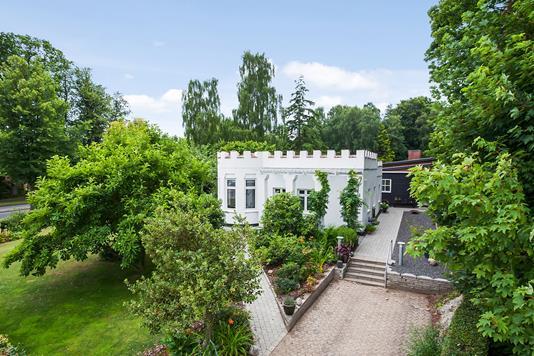 Villa på Ringvejen i Juelsminde - Mastefoto