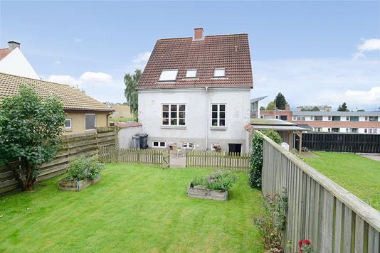 Villa på Nørrebrogade i Horsens - Mastefoto