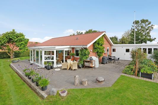Villa på Silkeborgvej i Horsens - Ejendommen