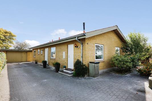 Villa på Kantatealle i Horsens - Ejendommen