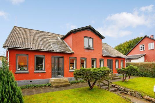 Villa på Blindgade i Horsens - Ejendommen
