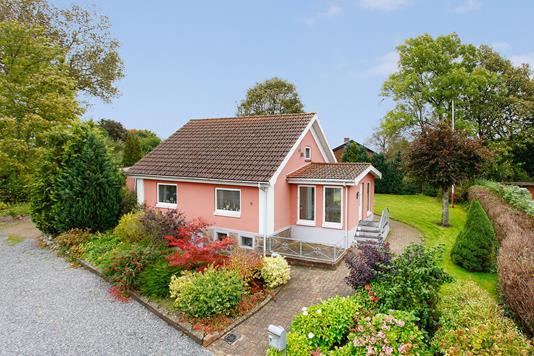 Villa på Åesvej i Horsens - Mastefoto