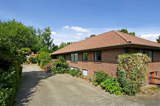 Villa på Bakkevej i Hornsyld - Ejendommen