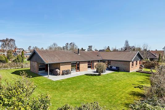 Villa på Husoddebakken i Horsens - Ejendommen