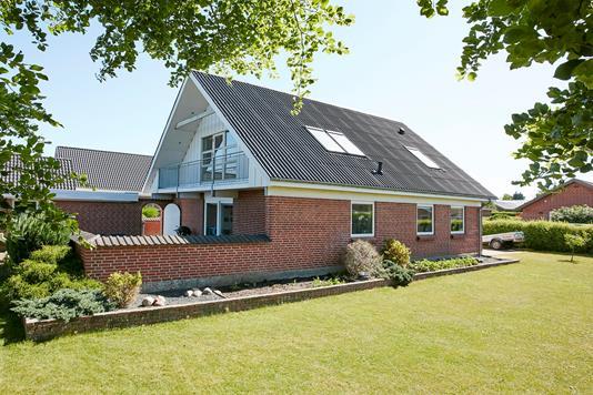 Villa på Leddet i Horsens - Ejendommen