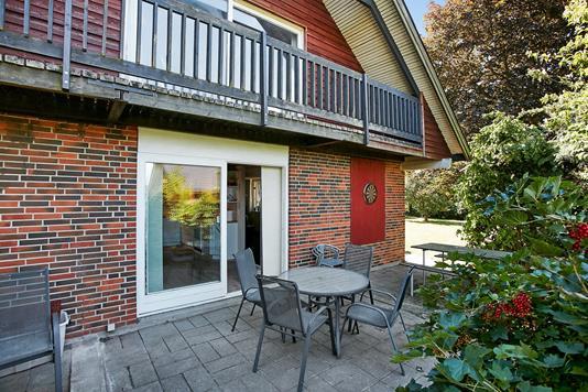 Villa på Leddet i Horsens - Terrasse