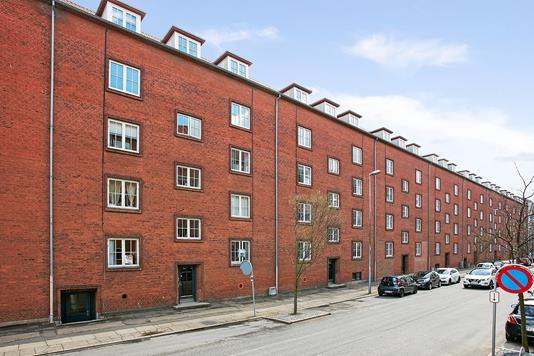 Ejerlejlighed på Emil Møllers Gade i Horsens - Ejendommen