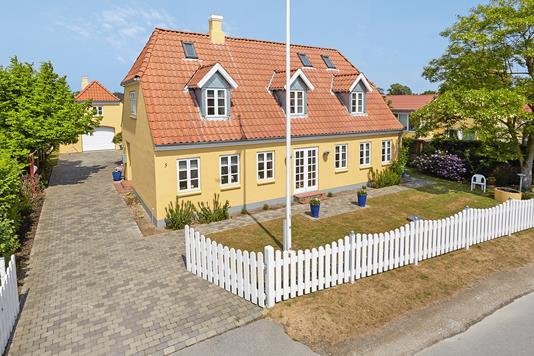 Villa på Bjørnsknudevej i Juelsminde - Ejendommen