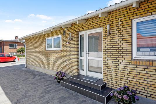 Villa på Idrætsvej i Horsens - Andet