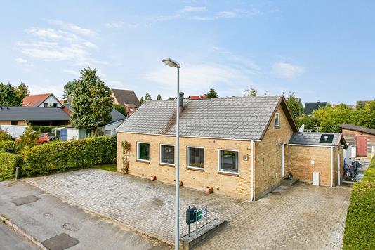 Villa på Rådmandsvej i Horsens - Ejendommen
