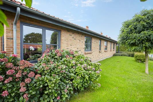 Villa på Fiskeparken i Juelsminde - Ejendommen