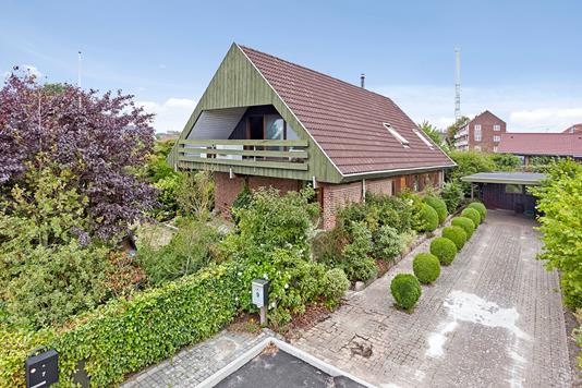 Villa på Herman Bangs Vej i Horsens - Mastefoto