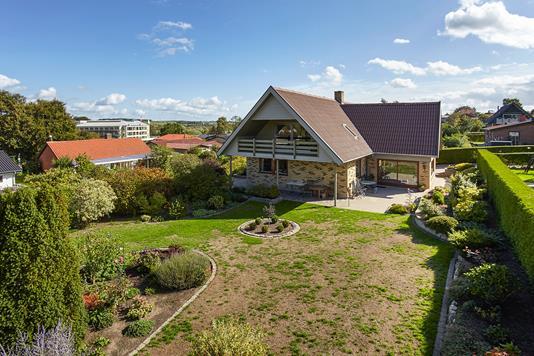 Villa på Axel Sørensens Vej i Horsens - Ejendommen