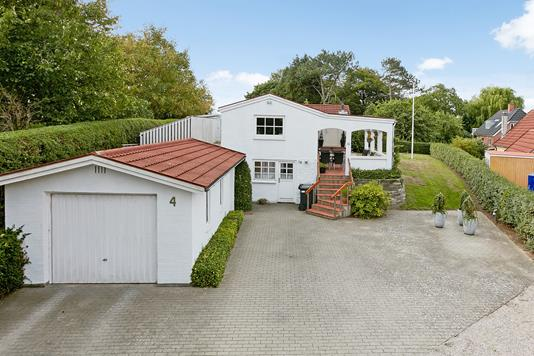 Villa på Grusdalsvej i Horsens - Mastefoto