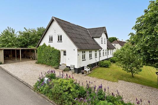 Villa på Banevej i Horsens - Ejendommen