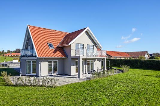 Villa på Bavnehøjvej i Horsens - Ejendommen