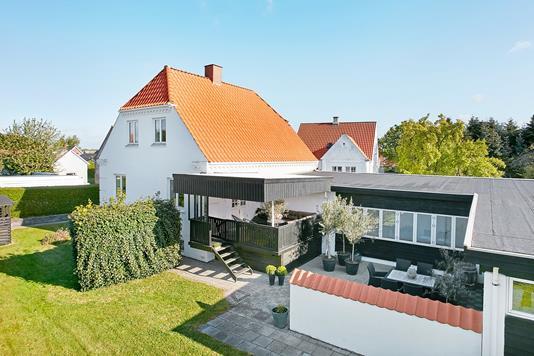 Villa på Nansensvej i Horsens - Ejendommen