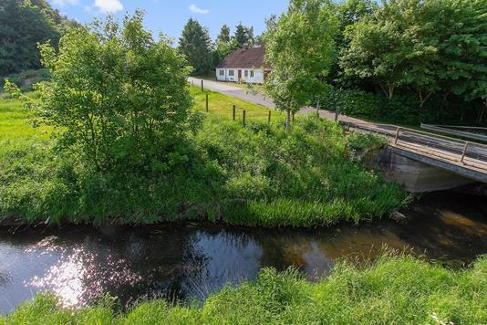 Villa på Klaks Møllevej i Horsens - Ejendommen