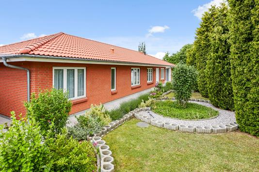 Villa på Byvangen i Horsens - Ejendommen
