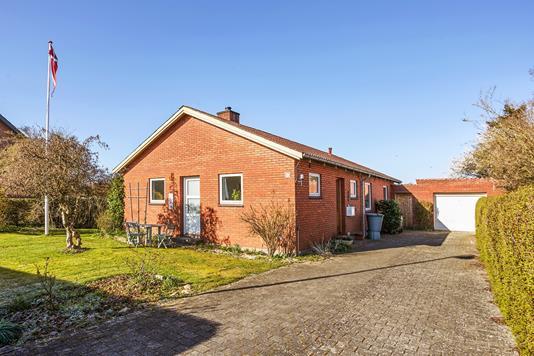 Villa på Fortevej i Horsens - Ejendommen