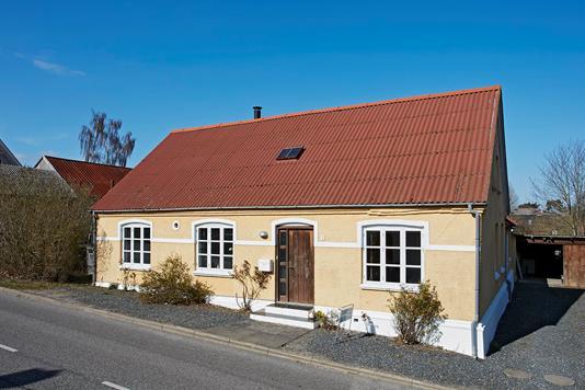 Villa på Sønderbakken i Juelsminde - Ejendommen