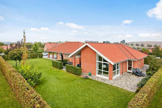 Villa på Risengård i Horsens - Ejendommen