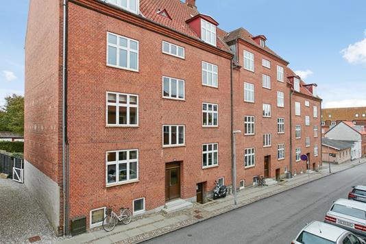 Ejerlejlighed på Strandgade i Horsens - Ejendommen