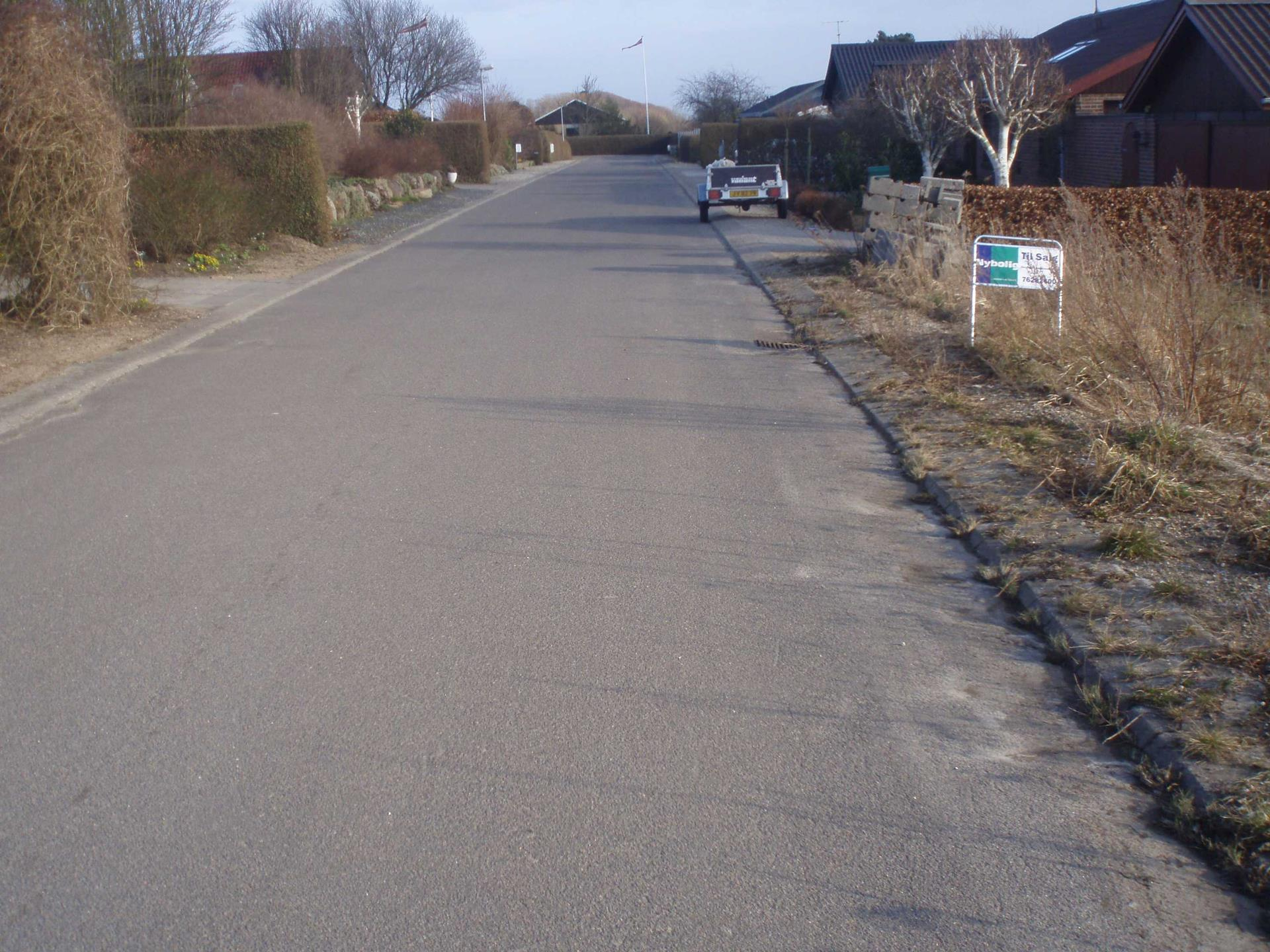 Helårsgrund på Skrænten i Juelsminde - Grund
