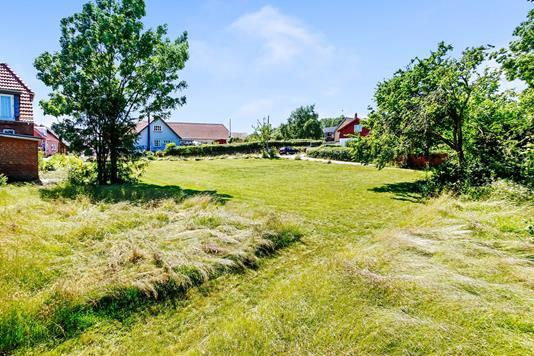 Helårsgrund på Nordbakken i Juelsminde - Grund