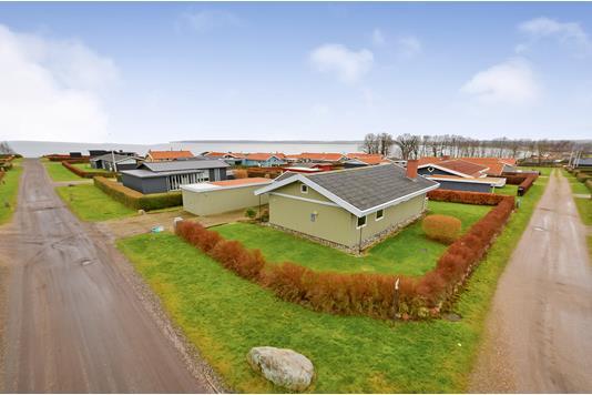 Fritidsbolig på Frede Juels Vej i Juelsminde - Område