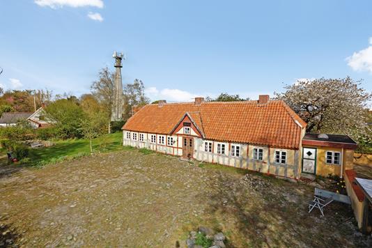 Fritidsbolig på Søndermølle i Endelave - Mastefoto
