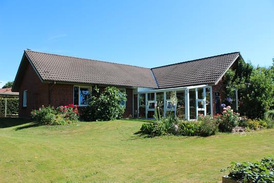 Villa på Rødding Nørregade i Rødding - Ejendommen