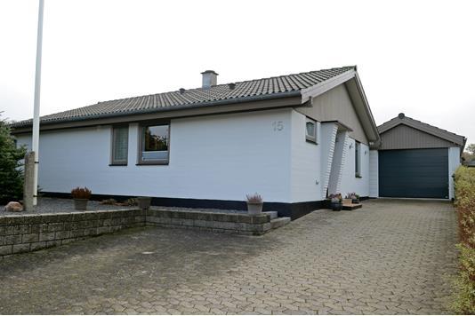 Villa på Præsteløkke i Rødding - Ejendommen