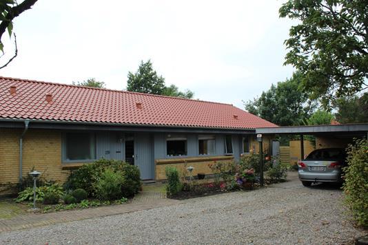 Villa på Østervænge i Rødding - Ejendommen