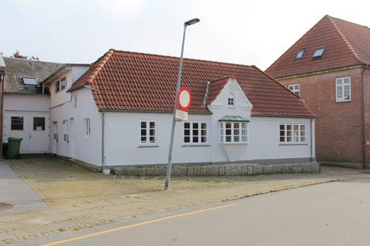 Villa på Rødding Nygade i Rødding - Ejendommen